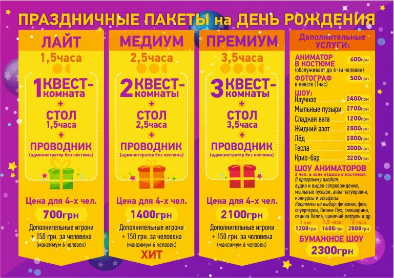 Kids_sayt_tseny_iyun2019-1 Дитячий День Народження в Харкові