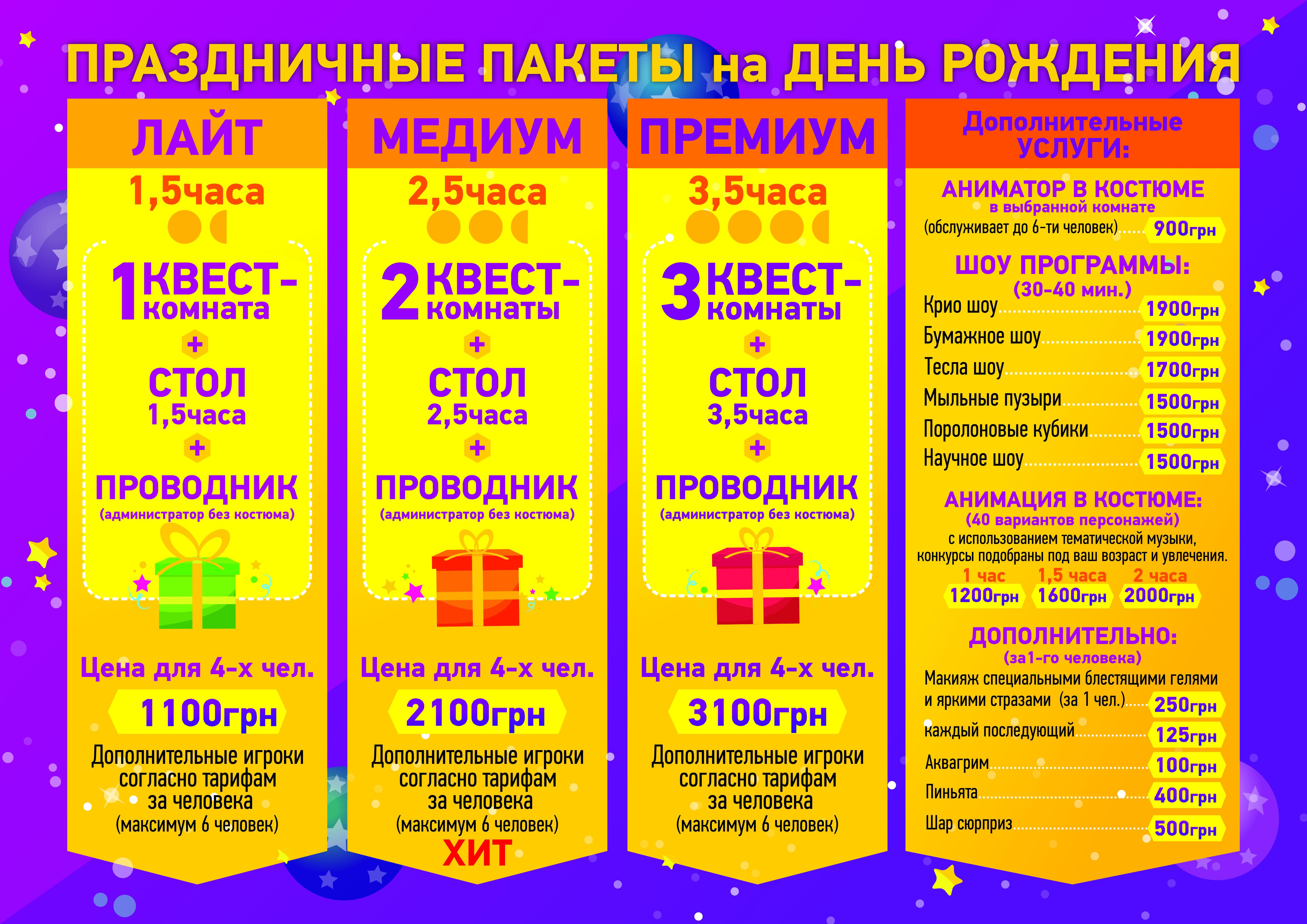 Kids-A3_ceny__mart_2021 Детский День Рождения в Харькове