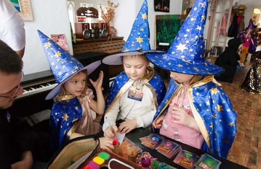 unnamed Детские квесты – развлечение для маленьких любителей приключений